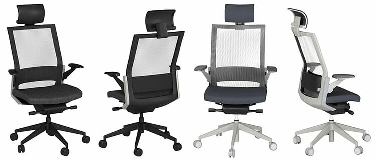 T80 chair color options
