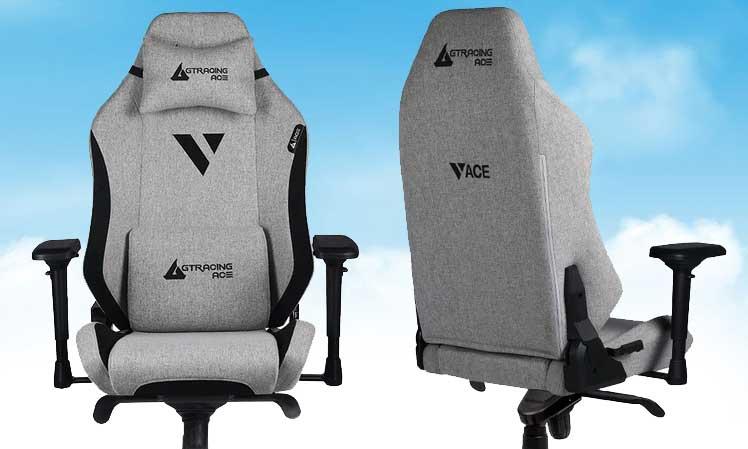 GTRacing fabric gaming chair