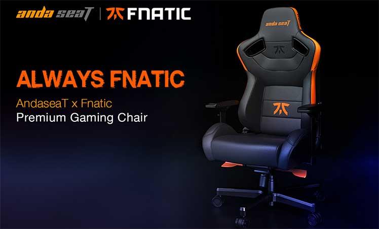 Anda Seat Fnatic chair