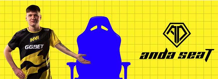 Anda Seat x NaVi chair