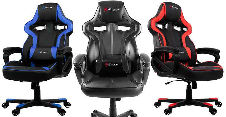 Arozzi Milano gaming chair review