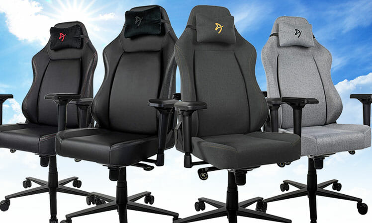 Arozzi Primo gaming chair review