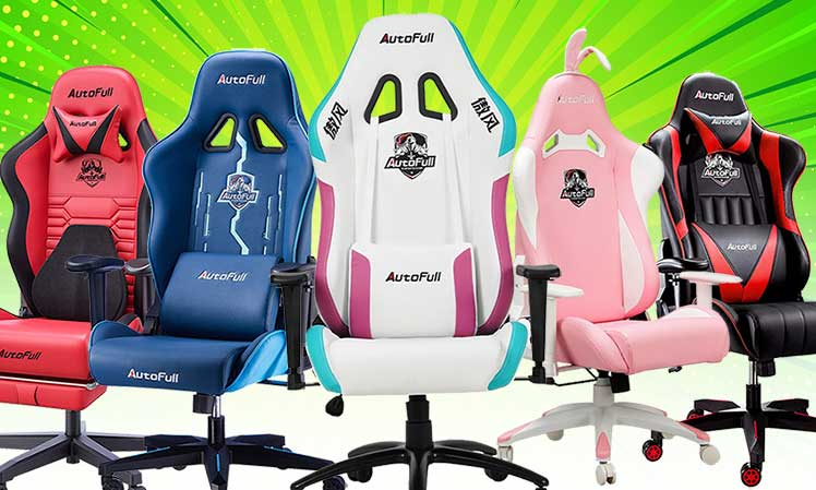 Autofull Gaming Chair models in 2021