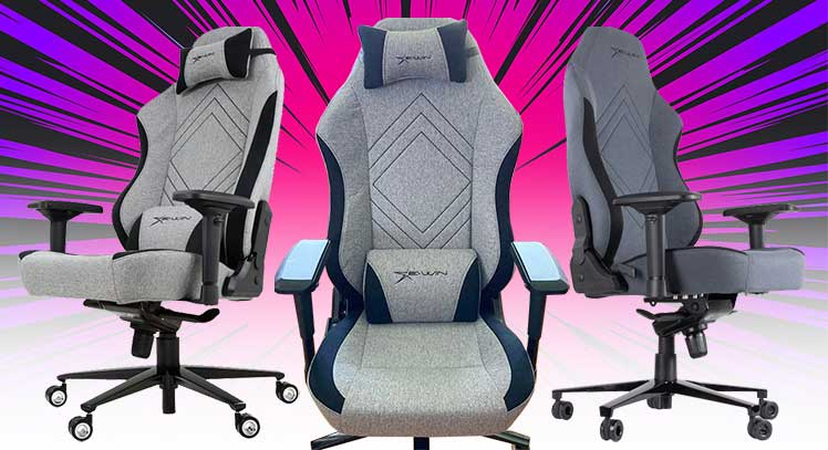 E-Win Champion Series fabric gaming chair review