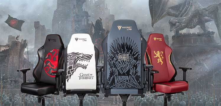Game of THrones Gaming Chair review