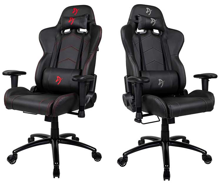 Arozzi Inizio PU leather gaming chair review