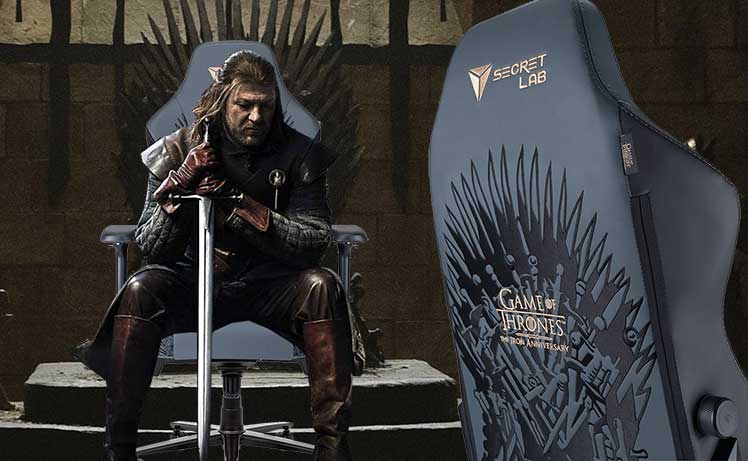 Game of Thrones Iron Anniversary chair