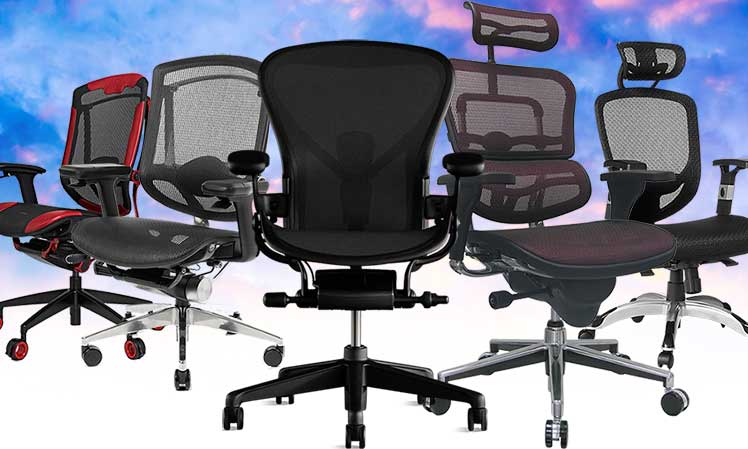 Best mesh gaming chair models of the year