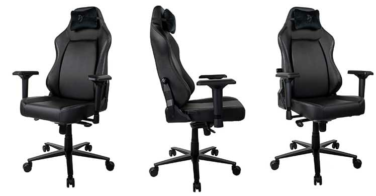 Arozzi Primo Premium PU Leather Gaming Chair
