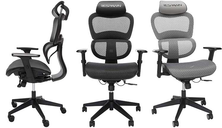 Respawn Spectre Mesh Gaming Chairs