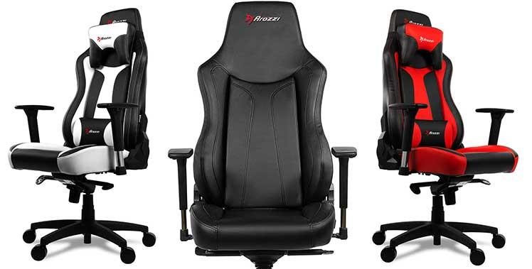 Arozzi Vernazza leather chair