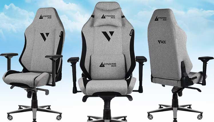 GTRacing Ace M1 fabric gaming chair