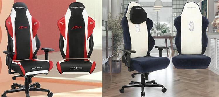 DXRacer Air chair covers