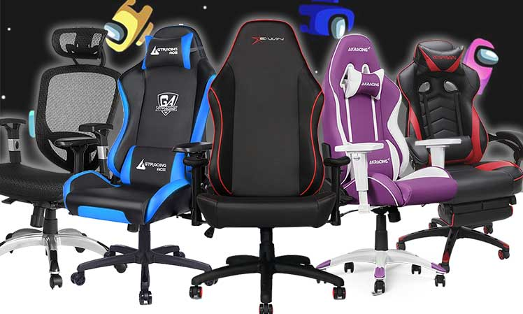 Best Among Us gaming chairs