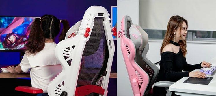 DXRacer Air gorgeous gaming chair