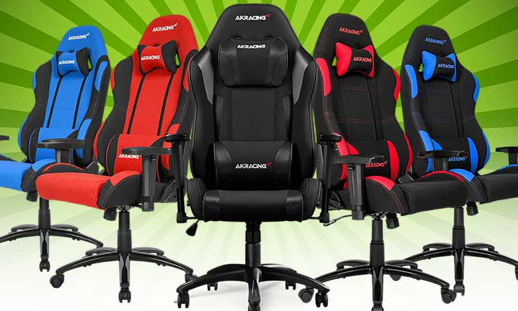 Core Series EX gaming chair review