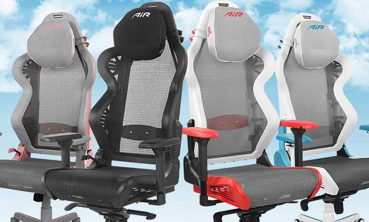 DXRacer Air design options