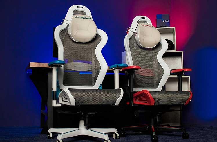 DXRacer Air gaming chair