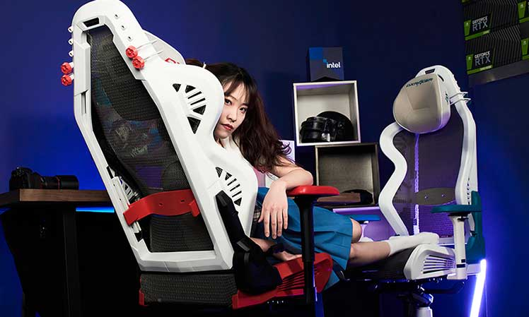 DXRacer Air gaming chair review