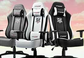 GTRacing GT505 fabric gaming chair