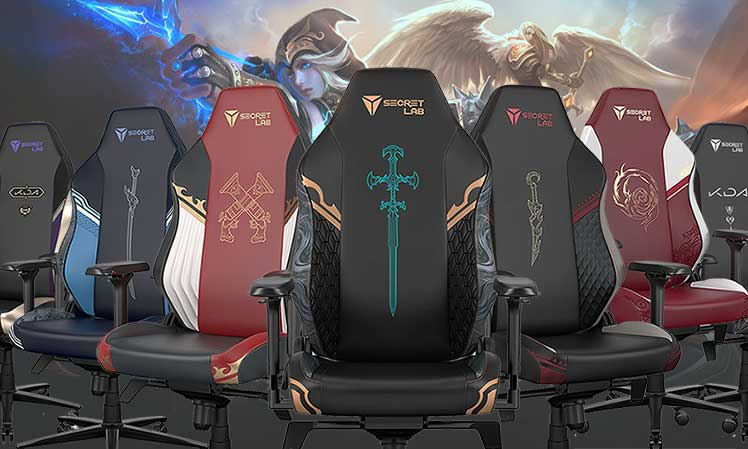 League of Legends gaming chair review
