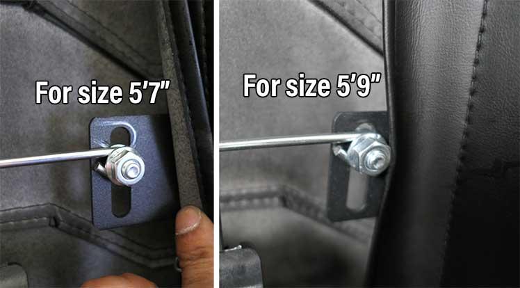 DXRacer Master lumbar height adjustment advice