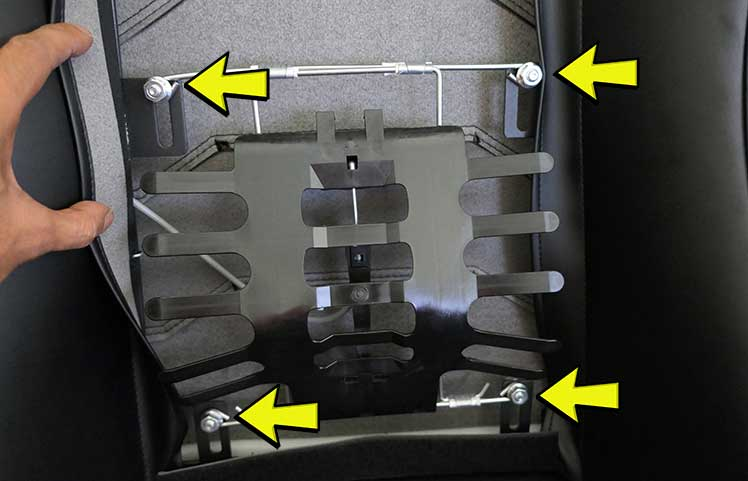 Lumbar support assembly