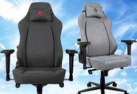 Arozzi Primo fabric gaming chair