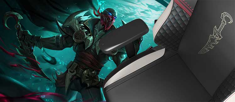 Pyke gaming chair League of Legends