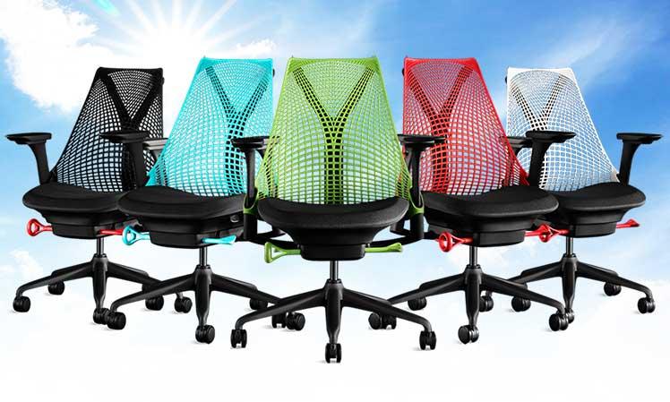 Herman Miller Sayle gaming chair review