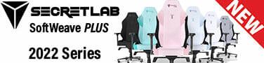 Secretlab Titan Evo 2022 Fabric Series