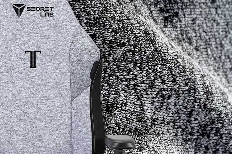 Secretlab SoftWeave Plus fabric gaming chair