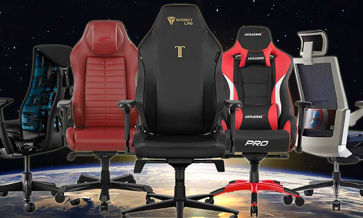 Best pro esports gaming chairs of 2021
