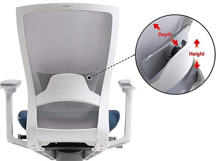 Sidiz T50 lumbar support