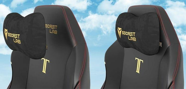 Secretlab 2022 Series magnetic headrest pillow
