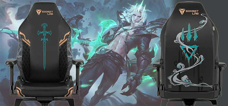 League of Legends Viego gaming chair