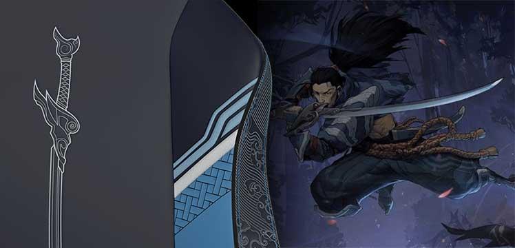 League of Legends Yasuo chair