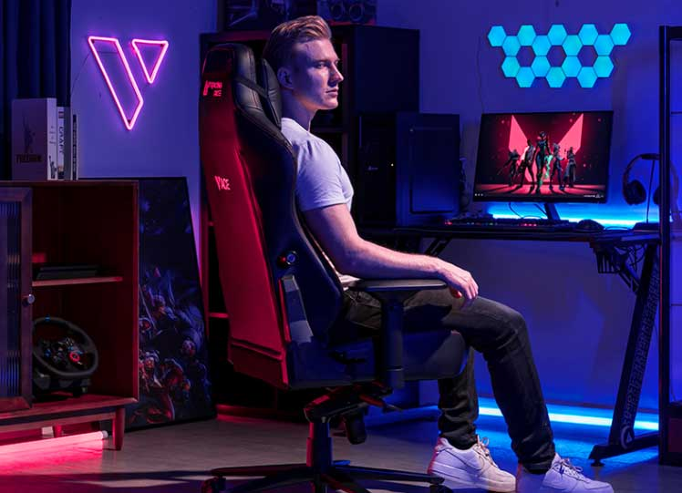 GTRacing Ace large-sized L3 gaming chair
