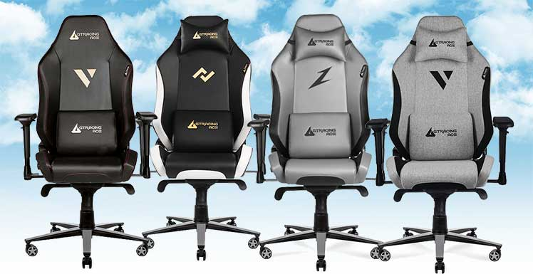 GTRacing Ace M1 gaming chair designs
