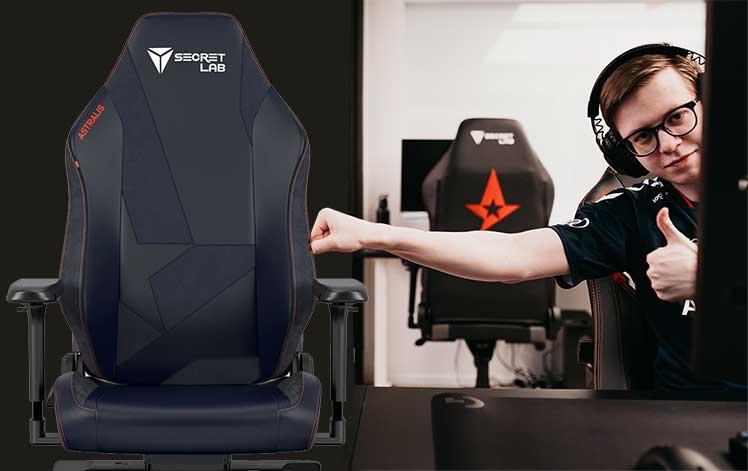 Astrlis pro esports gaming chair