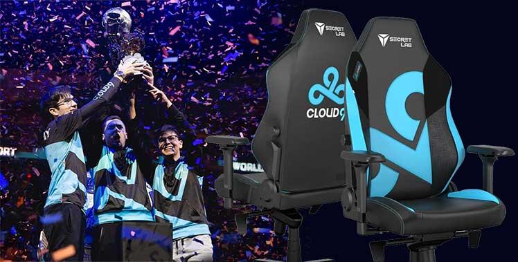 Cloud9 esports gaming chair