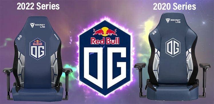 OG gaming chairs in two versions