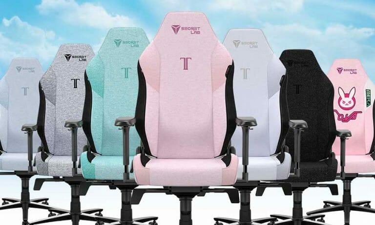Secretlab Titan SoftWeave Plus Fabric Gaming Chair Review