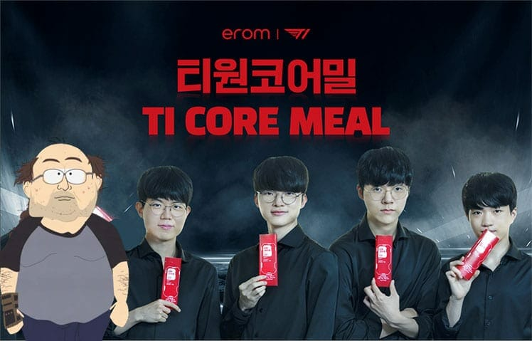 Fit gamers, T1 Core Meal