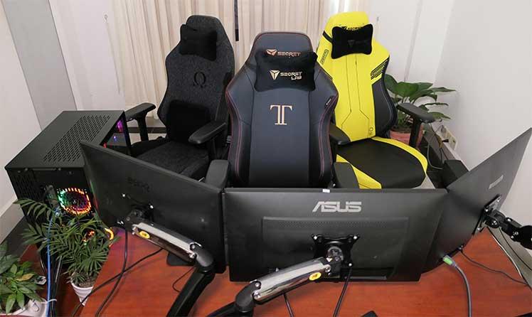 Secretlab 2020 Series gaming chairs