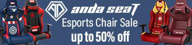 Anda Seat gaming chair sale