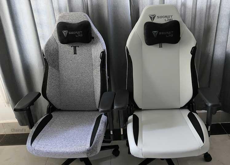 ChairsFX Secretlab testing chairs