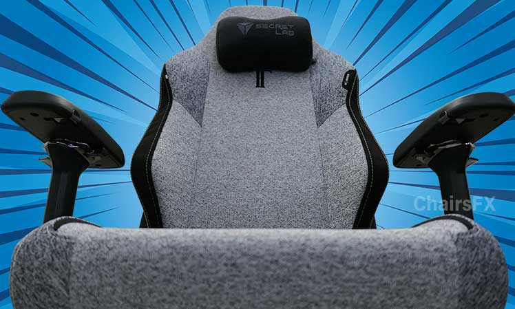 Cookies and Cream gaming chair review
