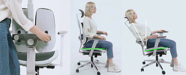 Duorest chair concept