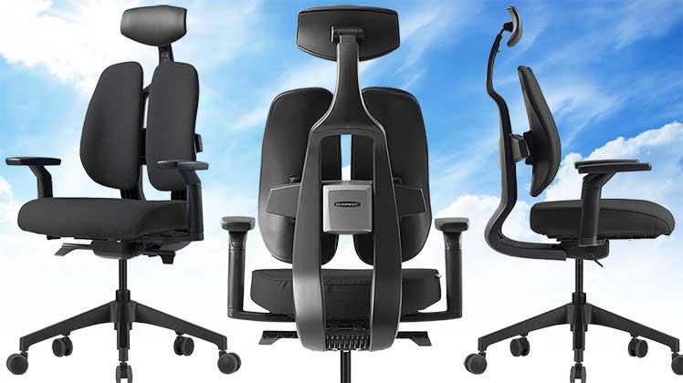 Duorest D2 ergonomic office chair